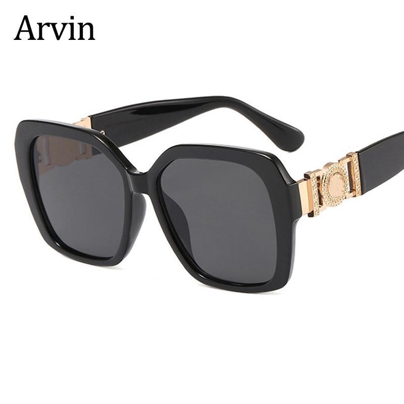 Солнцезащитные очки старинные квадратные солнцезащитные очки для женщин мода 2021 оттенки дизайнерские женские oculos дамы