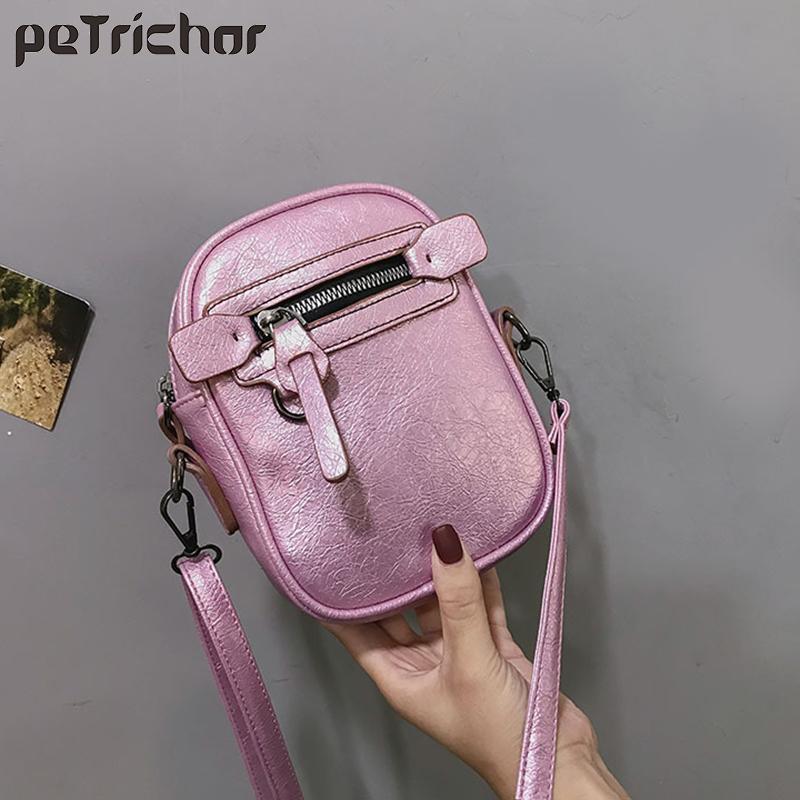 NEW Bolsa Feminina Mini Small Women Crossbody Bag PU Leather Flap Phone Bags Lady Handbag Purse Shoulder Messenger Bag Clutch C0225