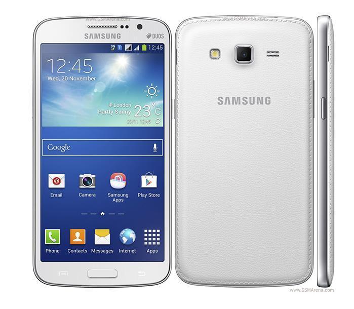 Orijinal Yenilenmiş Samsung Galaxy Grand 2 G7108 G7102 5.25 inç 1.5 GB RAM 8GB ROM 8MP Android Unlocked 3G Cep Telefonu