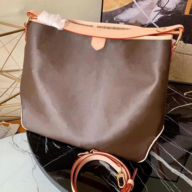 5A + Top Qualität Übergröße Hobo Crossbody Bag Classic Fashion Designer Handtaschen Nachahmung Marken Luxurys Designer Taschen 2021 Checker Plaid Damen Brieftasche Geldbörse Kupplung