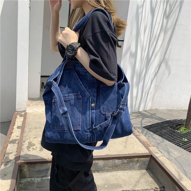 Джинсовая сумка для рук для женщин Сумка для повседневных джинсов Сумки для джинсов Женские сумки