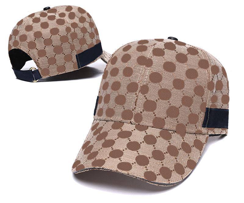 Hip Hop Ball Ball Caps Classic Color Casquette De Baseball Montato Cappelli Fashion Sport Uomini e donne