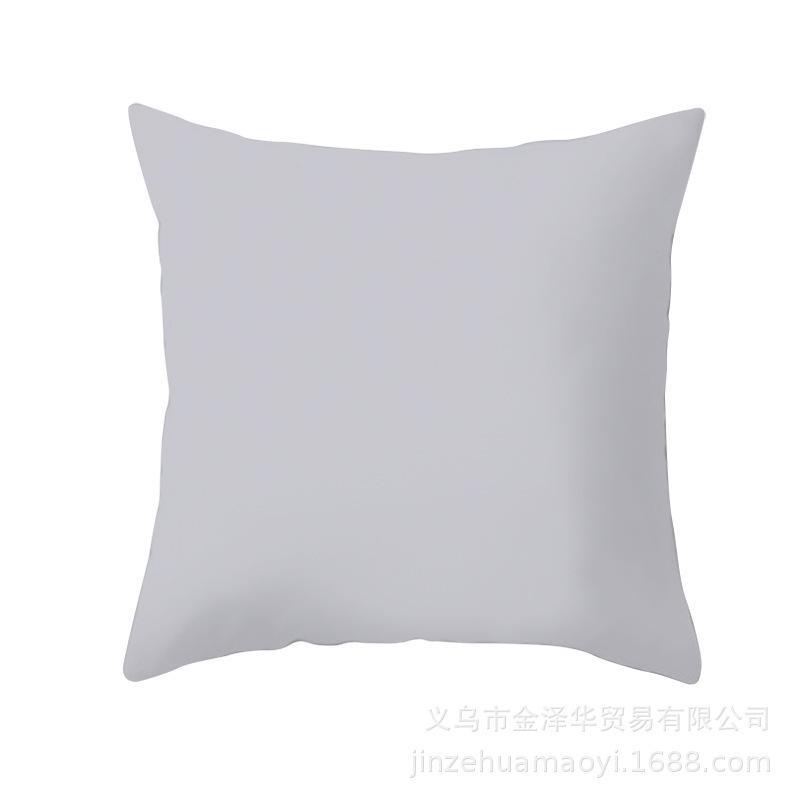 X164 Küçük Taze Kucaklama Yastık Dikey Şerit Süet Yastık Örtüsü Ev Eşyaları Hug Yastık Katı Renk Yastık ASDF Kapakları