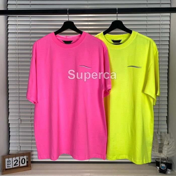 2021 Top Qaulity Summer Hommes Designers T-shirts T-shirts Fashion 100% cottom Manches courtes TEE-TEE CONFORT EQUIPE COU CL COU DE COUPE FEMME Paris T-shirts