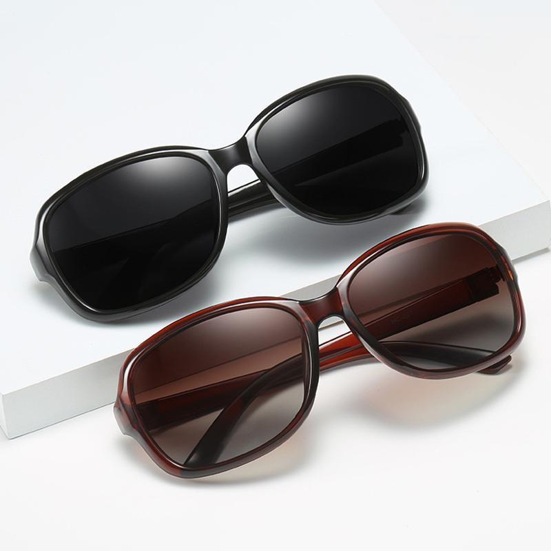 8158 Super heiße Eyewear-Linsen Sonnenbrille Männer Farbe ändern Fahren Sonnenbrille Gentleman Hübsche Modesportfrauen