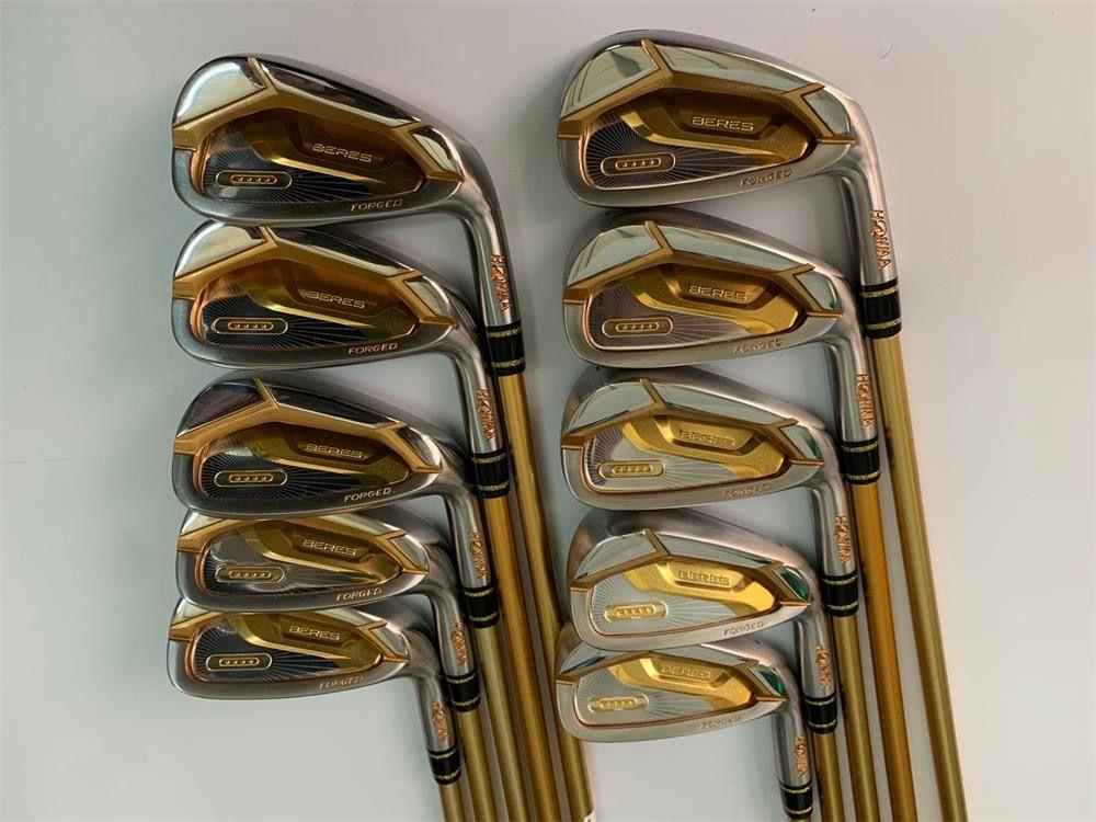 FAST DHL / FEDEX-Versand OEM-Qualität Neue Honma 4-Sterne S-07 Golf Irons Set