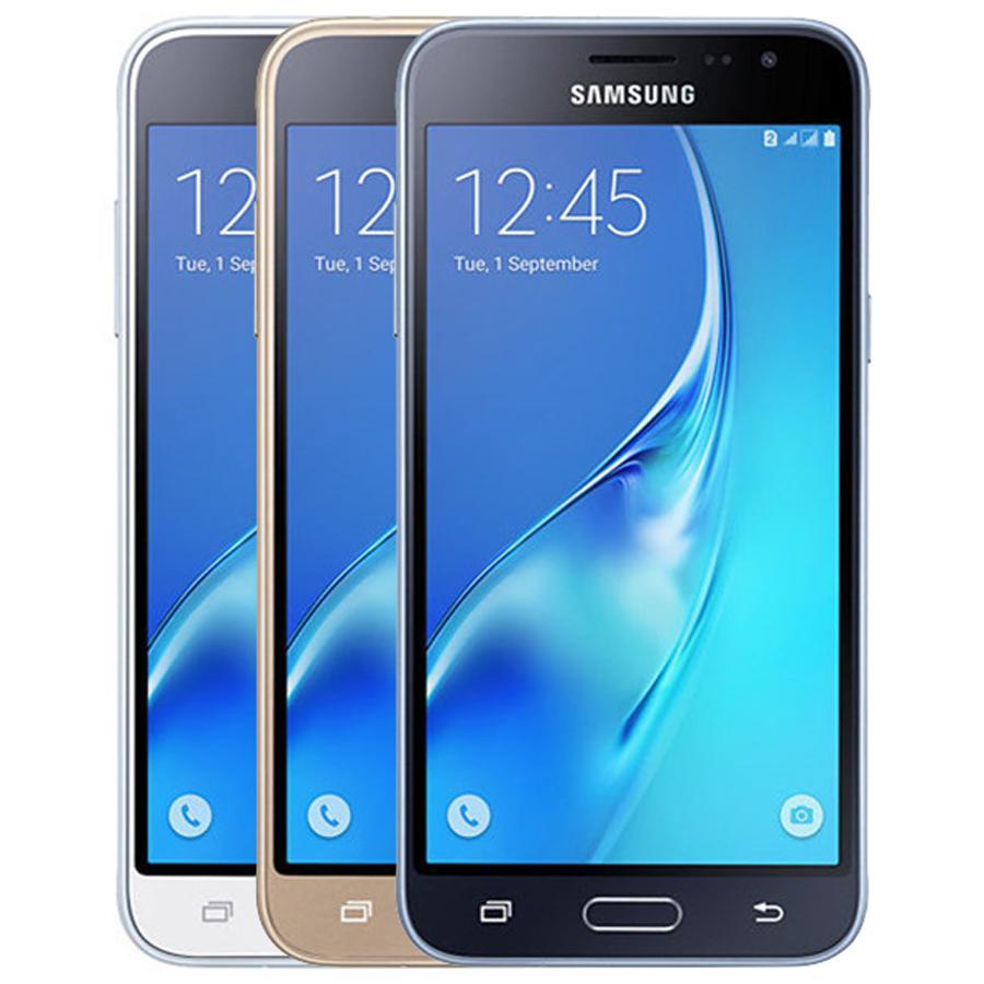 Original Refurbished Samsung Galaxy J3 2016 J320F Single SIM 5.0 inch Quad Core 1.5GB RAM 8GB ROM 4G LTE Smart Mobile Cell Phone DHL 1pcs