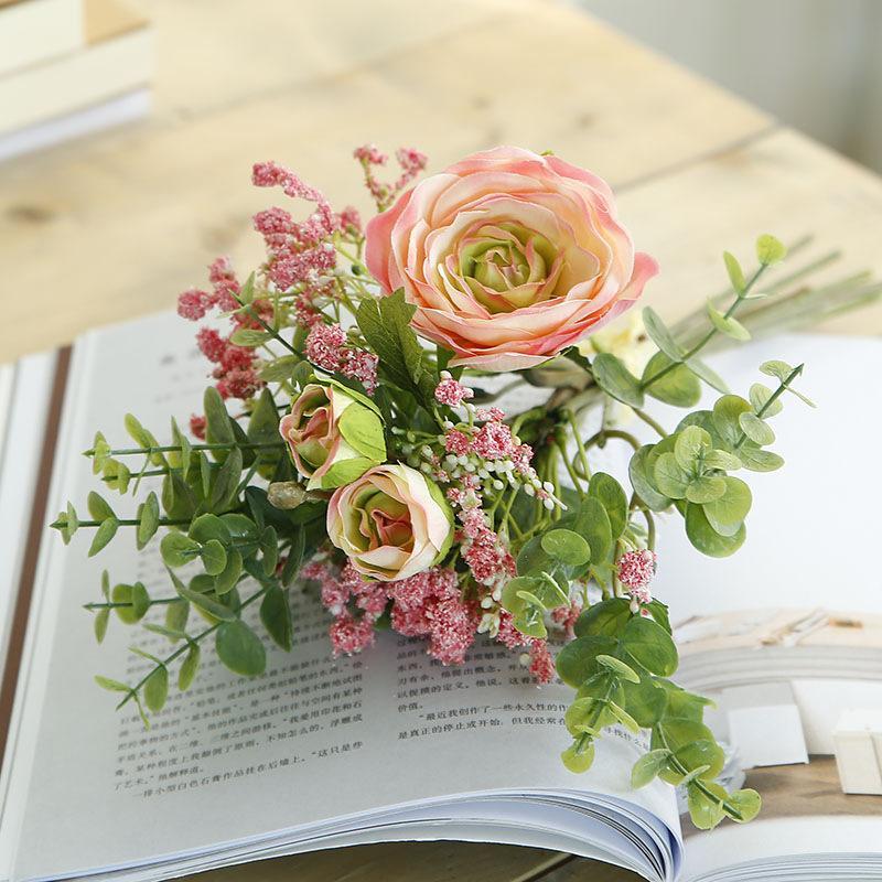 Gypsophila Yapay Çiçekler Düğün DIY Buket Dekorasyon Düzenleme El Holding Çiçekler El Sahte Çiçek Ev Dekorasyonu