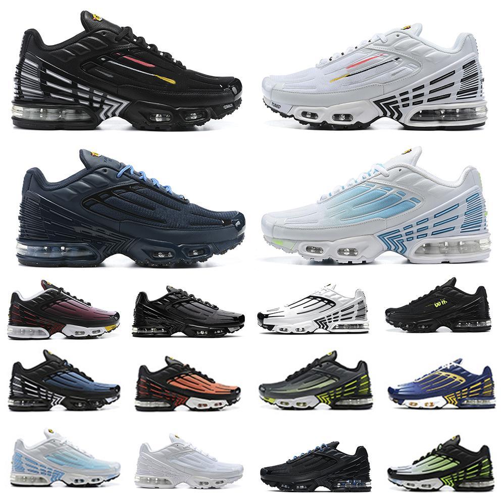 Acheter Nike Air Max Plus 3 TN III Hommes Chaussures De Course TN3 ...