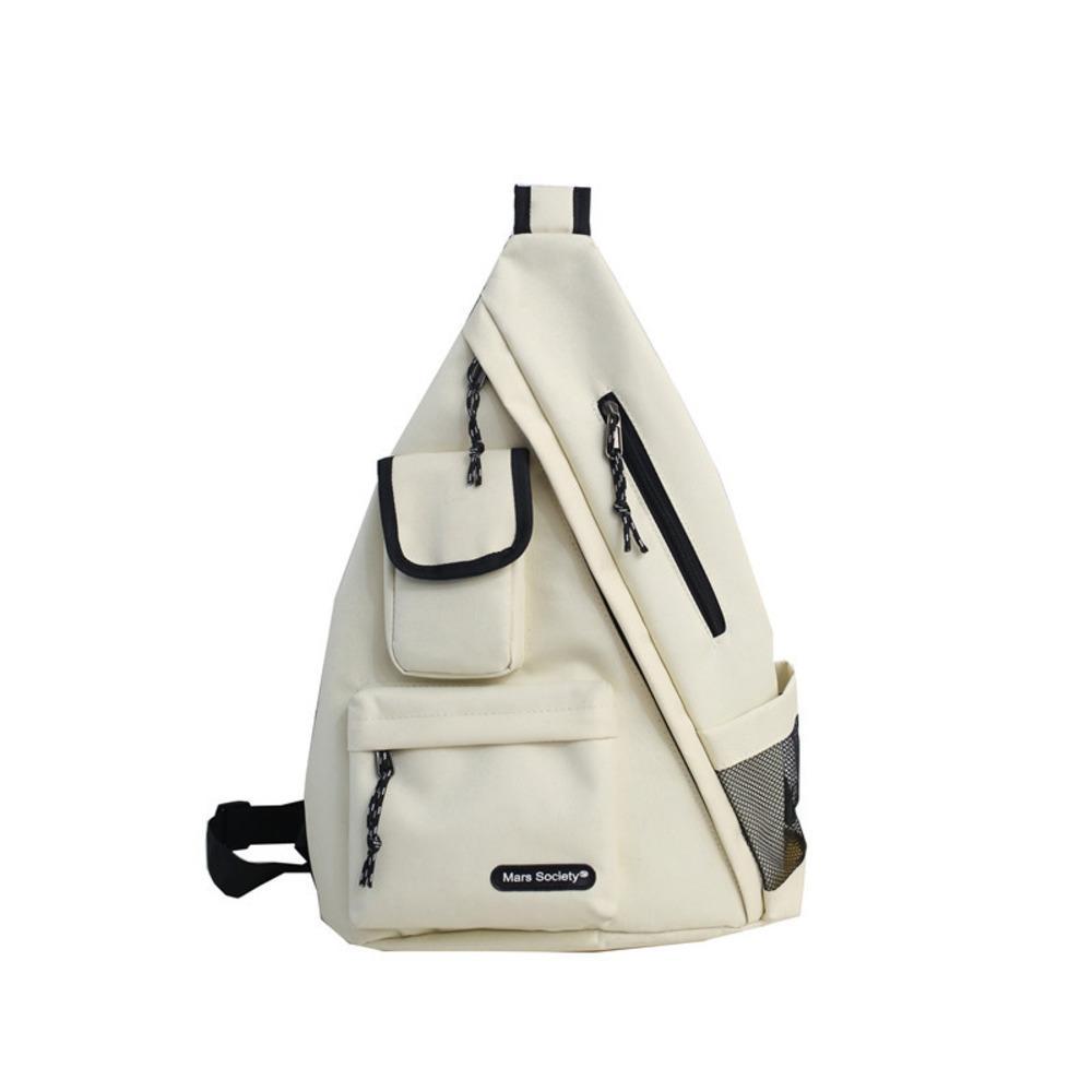 Men Waterproof Chest Bag women Travel Sport Hip Hop Shoulder Sling Backpack Kanye large capacity Crossbody Bags Tactical Gift C0305