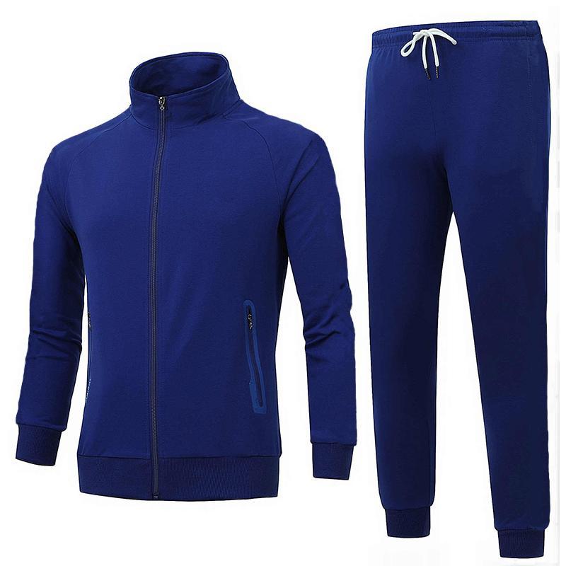 Erkek Eşofman Kazak Takım Elbise Sweatsuit Spor Takım Elbise Kadınlar Koşu Ceket Kazak Seti ve Pantolon Hoodie Spor Birden Çok Renkli Asya Boyutu Lütfen Benimle iletişime geçin