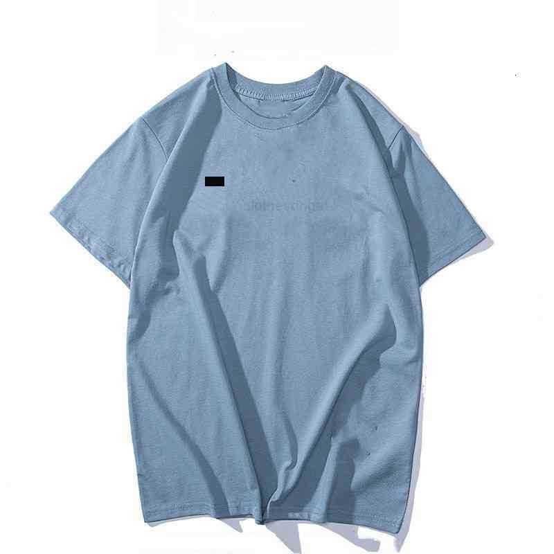 2021 mens tees luxo verão manga curta marca de impressão designer t shirt letra moda colaborar algodão hip hop roupas