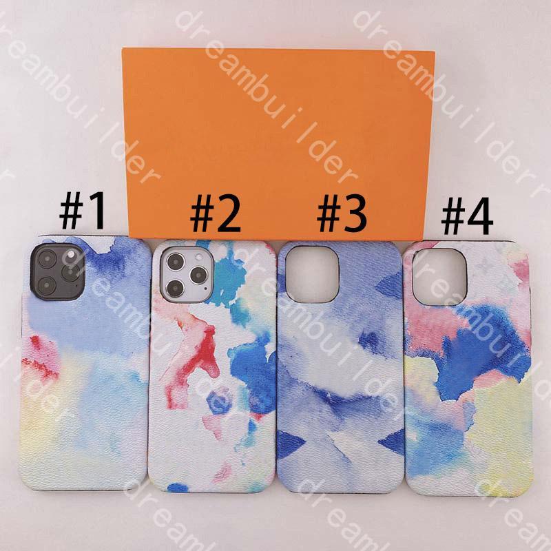 Casos de telefone de moda para iPhone 12 Pro Max mini 11 7 8 Plus X XR XSMAX Capa PU Couro Shell Samsung Galaxy S10 S20P S20 S10P NOTA 10 20 Ultra