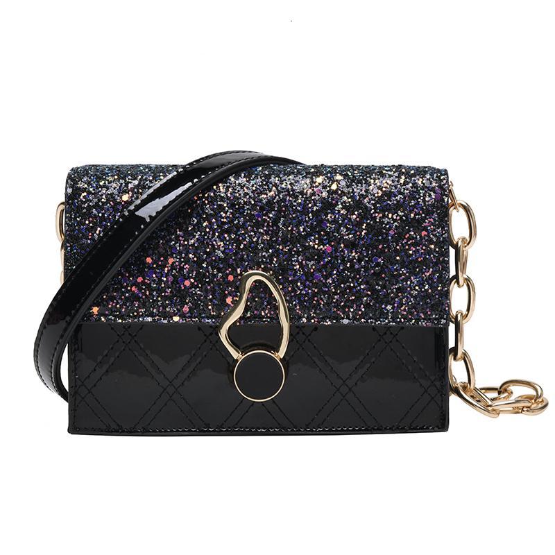 HBP Glitter Sequins Womens Purses Bag Handbags Women Handbags Shoulder Bag Womens Cross Body Bags Ladies Hand Bags