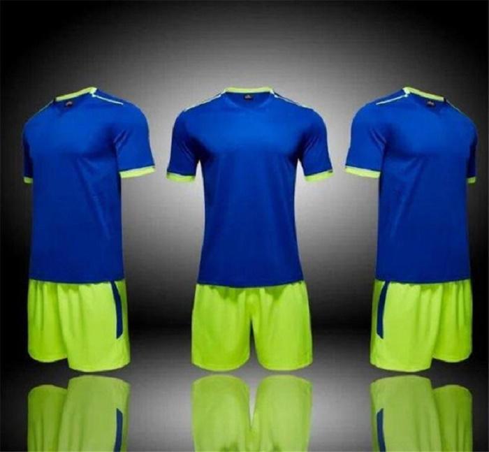 الأزياء 11 فريق الفانيلة فارغة مجموعات، مخصص، تدريب كرة القدم ملابس قصيرة الأكمام تعمل مع السراويل 05