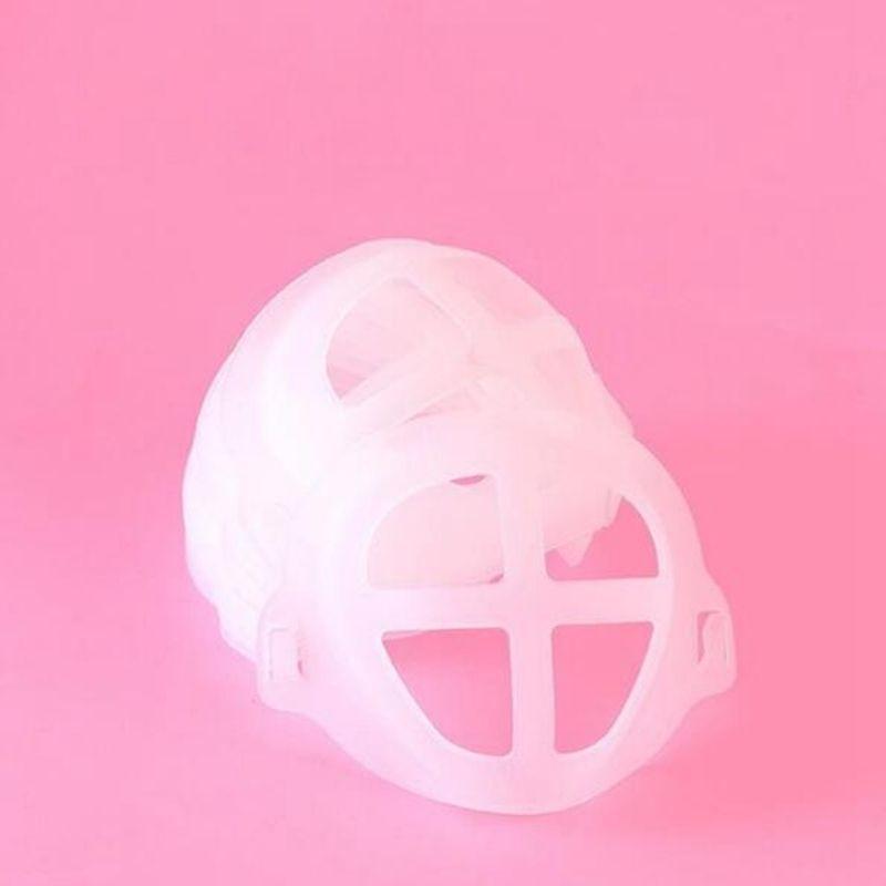 Masque à bouche 3D Support Enfants Masque Jetable Masque intérieur Support de respiration Aide Aide Aide Porte-coussinet intérieur SUPPORT Porte-masque YYA362
