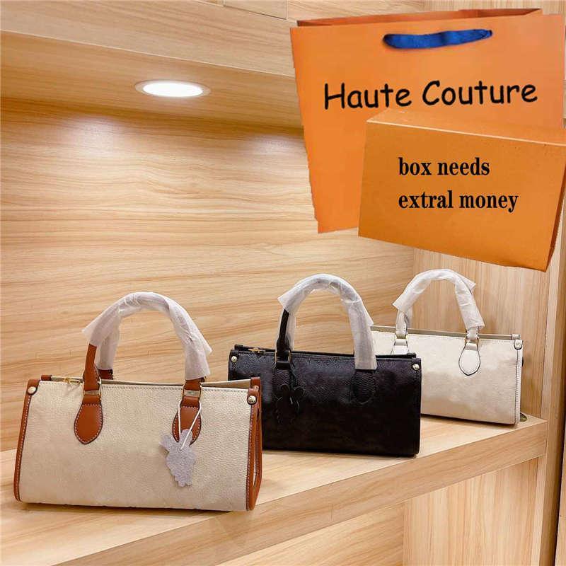 Bolsas Mulheres Designer Totes Moda Forma Forma de Viagem Saco Carta Impresso Sacos De Boa Qualidade 3 Cores Com Ornamentos Totes femininos