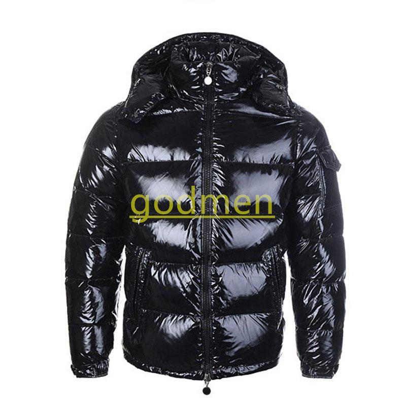 Mode Mens Jacken Parka Frauen Klassische Casual Down Mäntel Outdoor Warme Feder Winterjacke Unisex Mantel Outwear Paare Kleidung Asiatische Größe