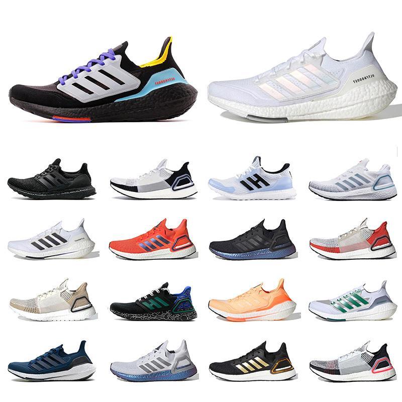 2021 أحذية ultraboost 20 ISS US 6.0 Currency Bond Peking Golden Ultra boost 4.0 حذاء رياضي رجالي نسائي أبيض أسود للتنس