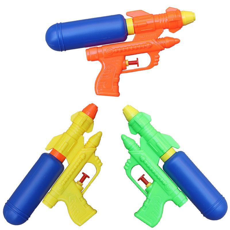 Niños Playa de verano Pistola de agua Juguete Regalo Toys Regalos Deportes Diversión al aire libre