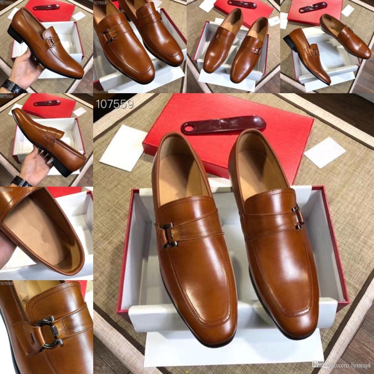 Mm chaussures officielles hommes 21ss automne mode de mariée chaussures de mariée de luxe marques robe chaussures mâle bureau Business brevet cuir chaussures 33
