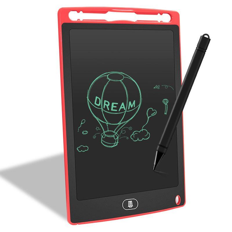 8.5 인치 LCD 작성 태블릿 보드 LCD 필기 보드 유아 교육 낙서 그리기 메시지