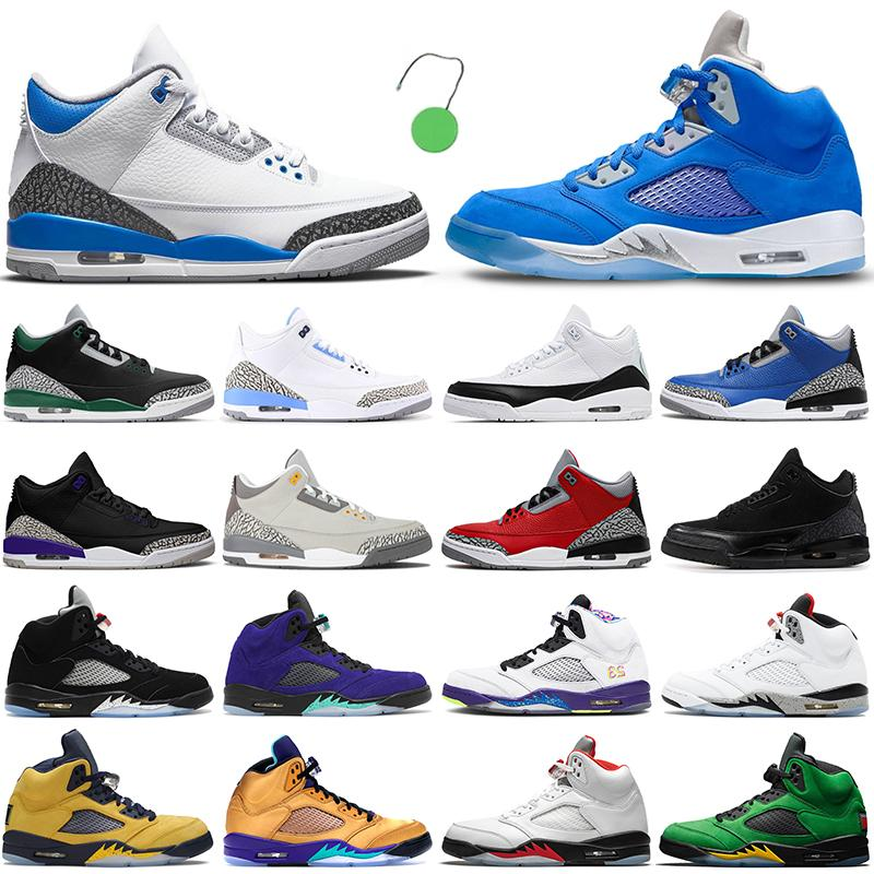 air jordan retro 3 3s أحذية كرة السلة للرجال أحذية رياضية للرجال