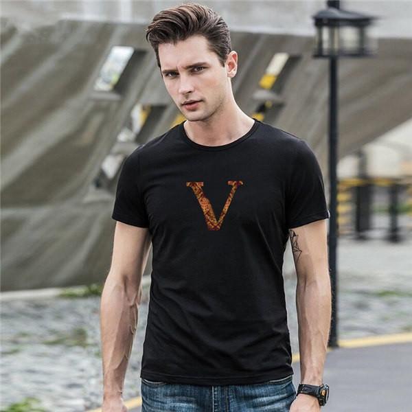 Fabbrica in vendita Mens Stylist T Shirt Moda Moda Donne Donne Skull Stampato Estate T Shirt Nero Bianco Fashion Streetwear Manica corta S-5XL