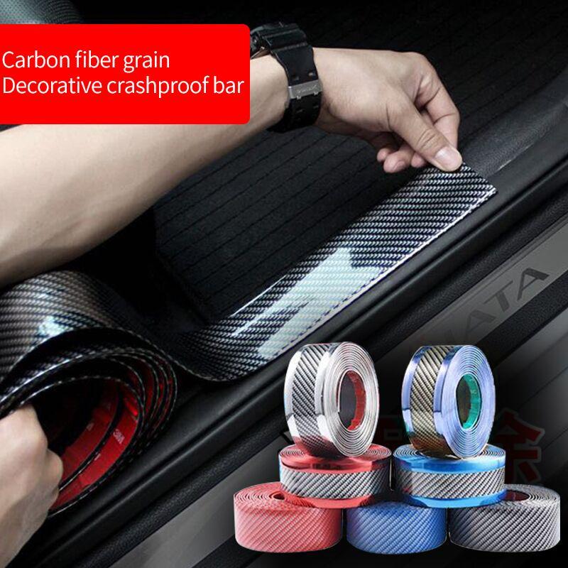 보호 탄소 섬유 스티커 3D 탄소 섬유 비닐 다중 색상 랩 시트 롤 필름 자동차 스티커 오토바이 자동차 스타일링
