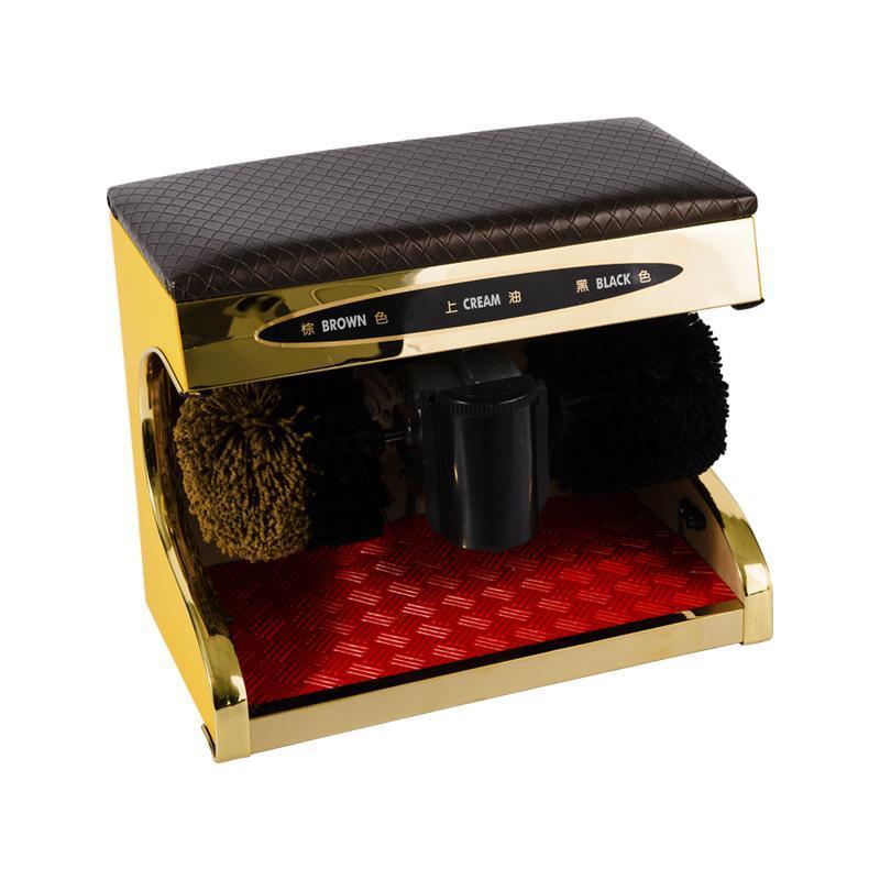 الملابس خزانة خزانة الأحذية تلميع آلة المنزل التلقائي جهاز ذكي كهربائي el lobby التجارية بالفرشاة الصغيرة