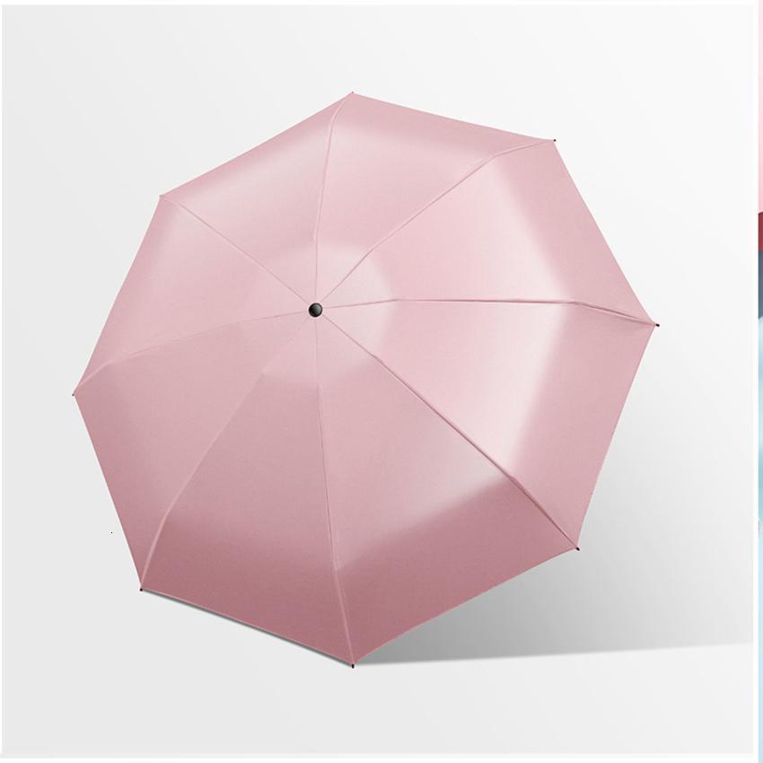 Beş tutarak güneş koruma UV katlanır şemsiye kadın güneşlik yağmur çift kullanımlı kapsül kompakt taşınabilir cep g2yr