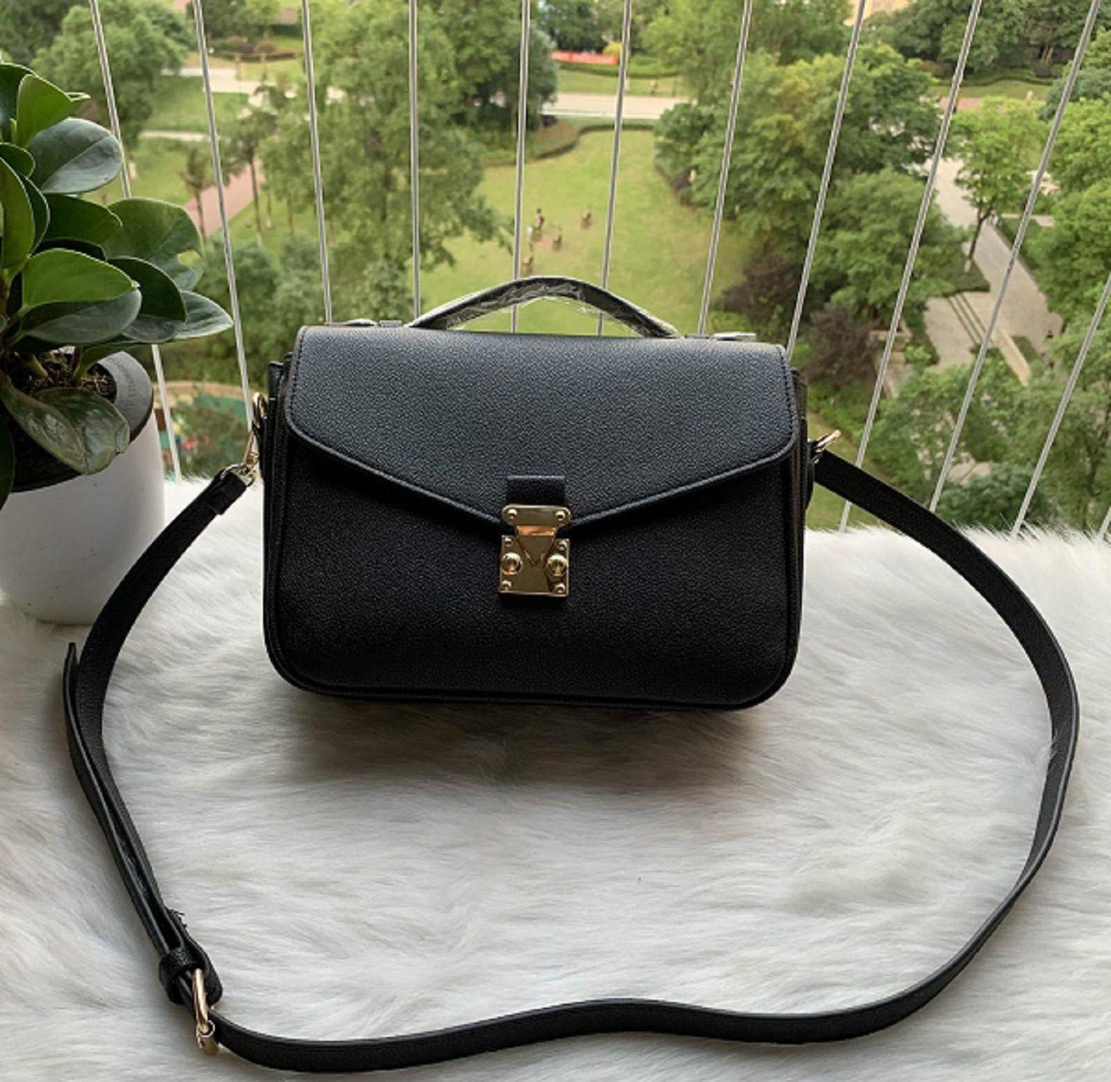 Neue Luxurys Designer Taschen Frauen Handtasche Messenger Bag Oxidation Leder Pochette Metis Elegante Umhängetaschen Crossbody Shopping Taschen Tote