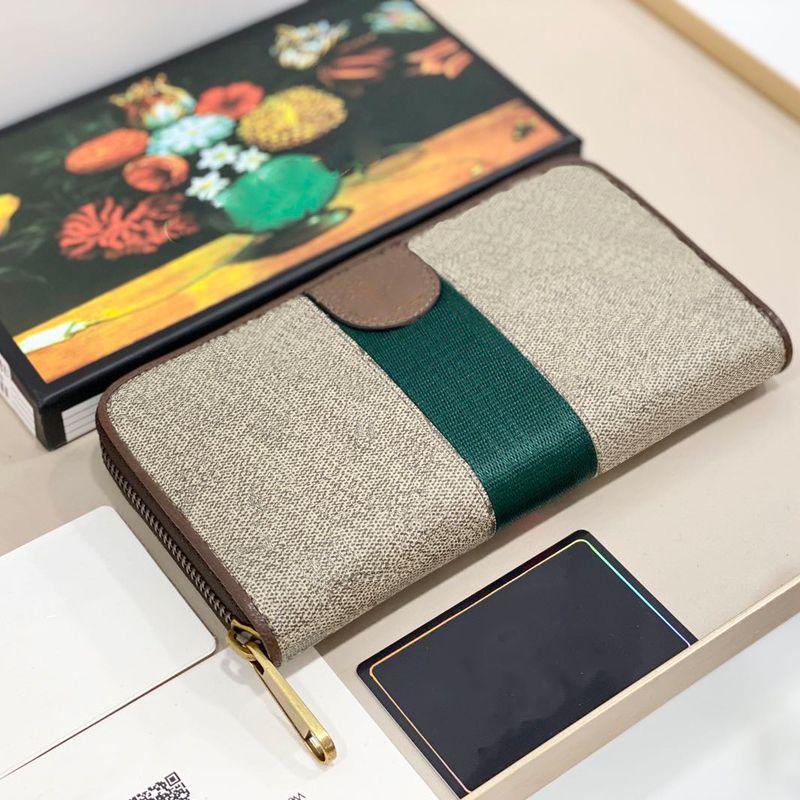 Brieftaschen lange Brieftasche Münze Geldbörse Hohe Qualität Womens Kartenhalter Tasche Frauen Tasche Geldbörsen Männer Karten Münzen Taschen