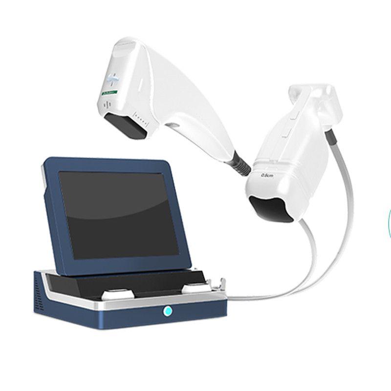 Professional 9D Liposonix Body Slimming Machine HIFU Face Lifting Wrinkle Removal 2IN1 HIFU Liposonix Fat Removal Ultrasound Skin Tightening