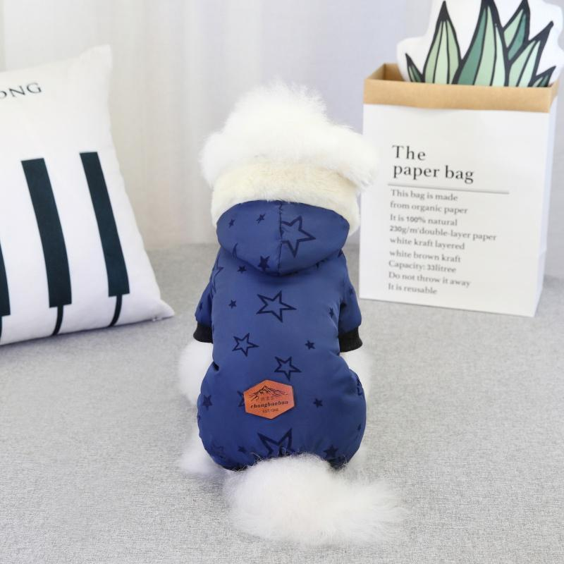 Hundebekleidung Kleidung Jacke Winter Warme Pet Mantel Fleece Puppy Chihuahua Kleidung Hoodies Outfit S-XXL Produkt