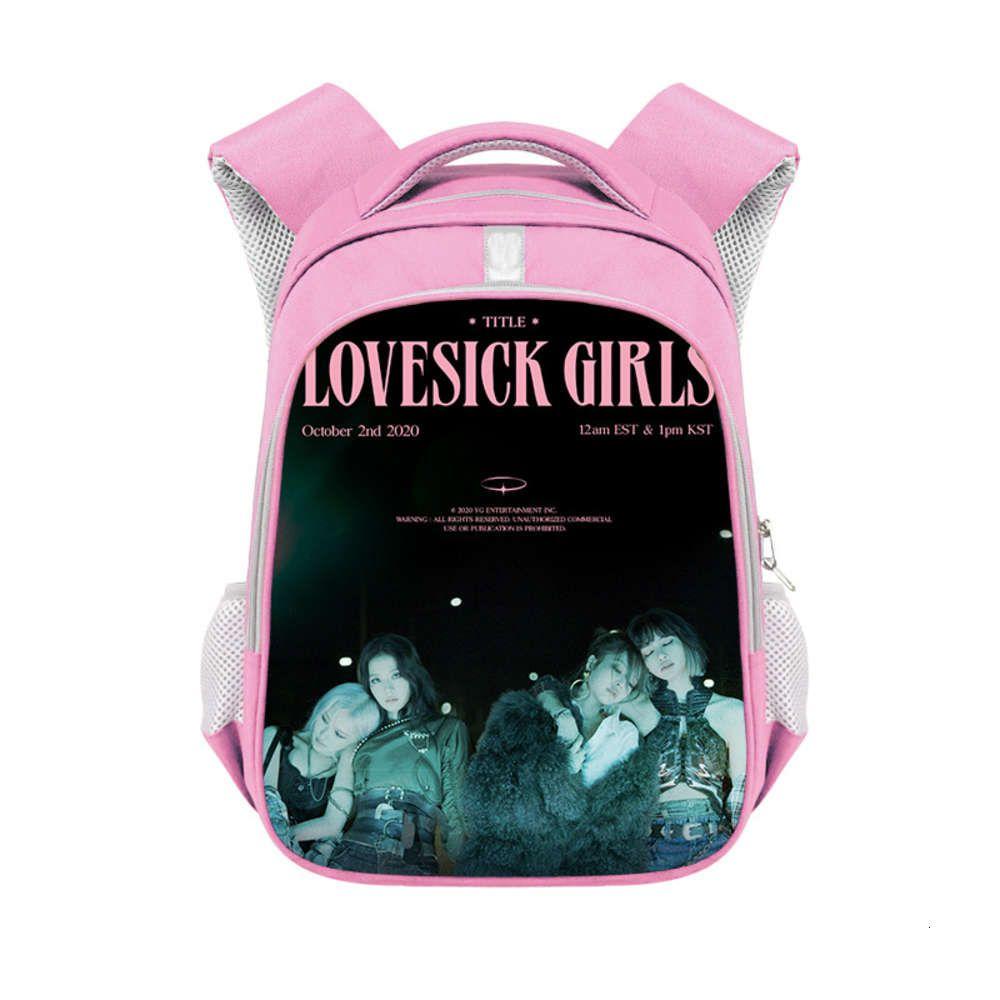 Kızlar için yeni blackpink schoolbag