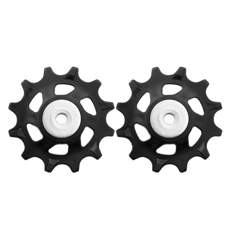 Bike Derailleurs MTB Bicycle Pulley Wheel 11T 12T Road Jockey Rear Derailleur Repair Kit Cycling Modification Parts D5QD