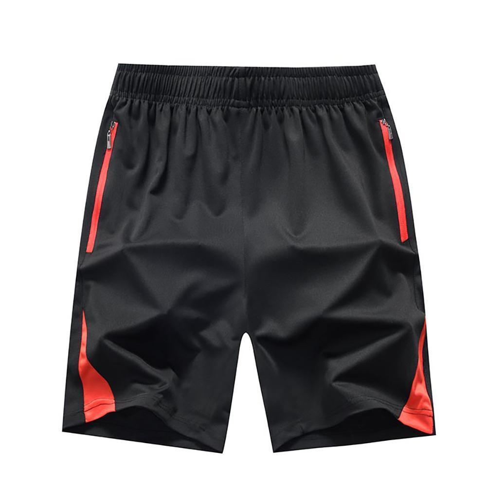 Мужские шорты повседневные дышащие лесопильные быстрые сухие емкости Пятые брюки Пляжные шорты плюс размер, походы на калькултерские шорты C0222