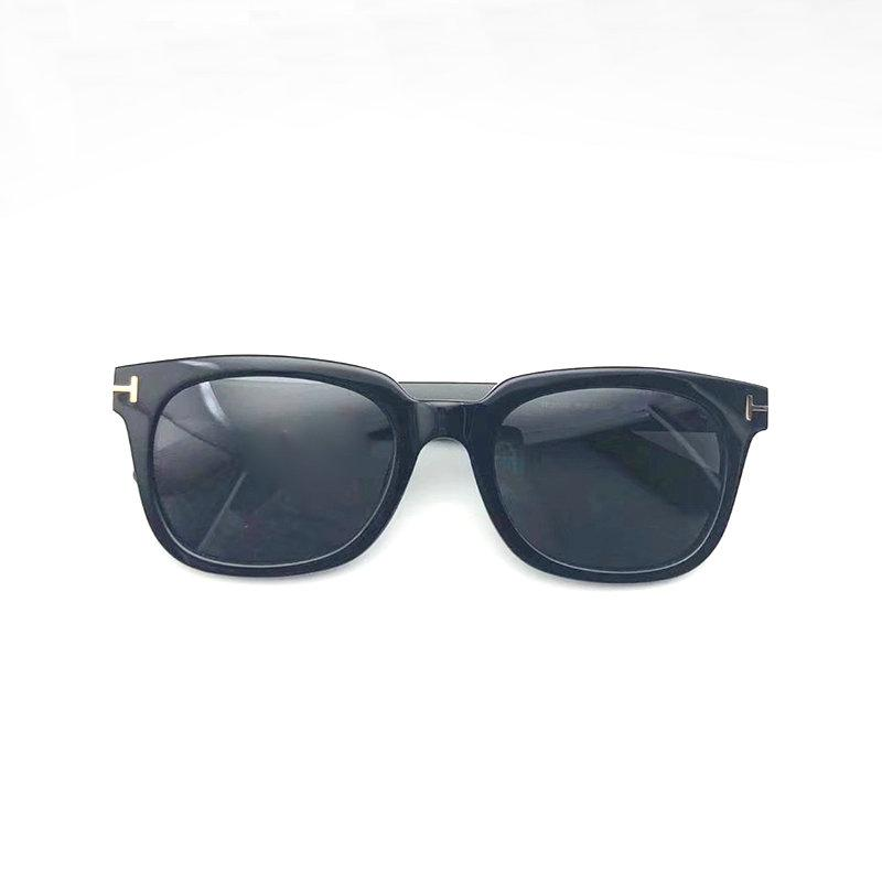 Diseñador Square Gafas de sol Hombres Mujeres Sombras Vintage Conducción Polarizado Sunglass Masculino Gafas de sol Moda Metal Tablón Sunglas Gafas 888