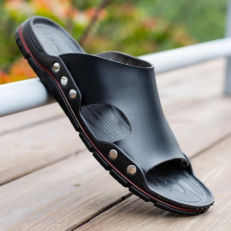 Neue Männer Frauen Sandale Design Gummi Slide Floral Brocade Herren Slipper Flip Flops Frauen Gestreiften Strand Kausal Slipper