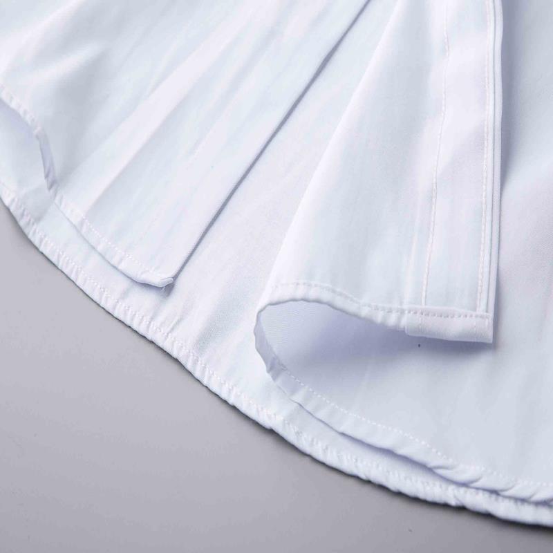 LongSleeve S-3XL Ücretsiz Gömlek Yaz Boyutu Baskı Pamuk Yüksek Tasarımcı Erkekler Nakliye Casual Moda Asya 2021.6.23 Yeni DTMVC