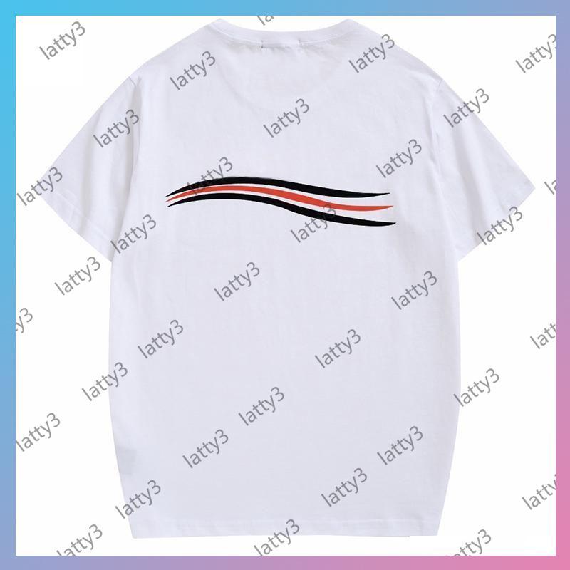 21 ss Herren Designer T-shirt 2021 Hohe Qualität Männer Frauen Paare casual kurze Ärmel Rundhals-Tops Tshirt Designer T-Shirts 11