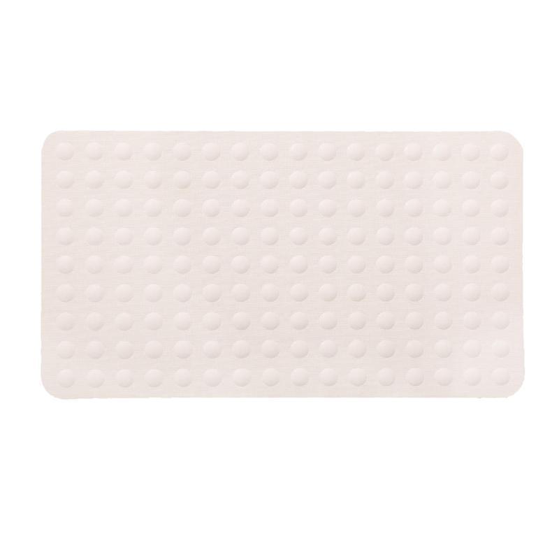 Bath Mats Tub Mat,Non-Slip Shower Mat With Suction Cup,Drain Holes,Natural Rubber Bathroom Floor