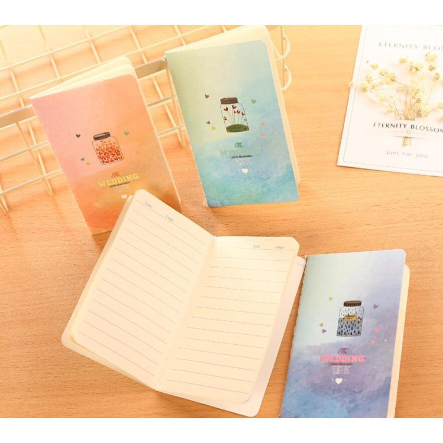 Vintage Romatic Starry Sky Series Kraft carta Notebook Journal Diario Notepad Vintage Soft BoxBook Daily Jllnuy Sport77777