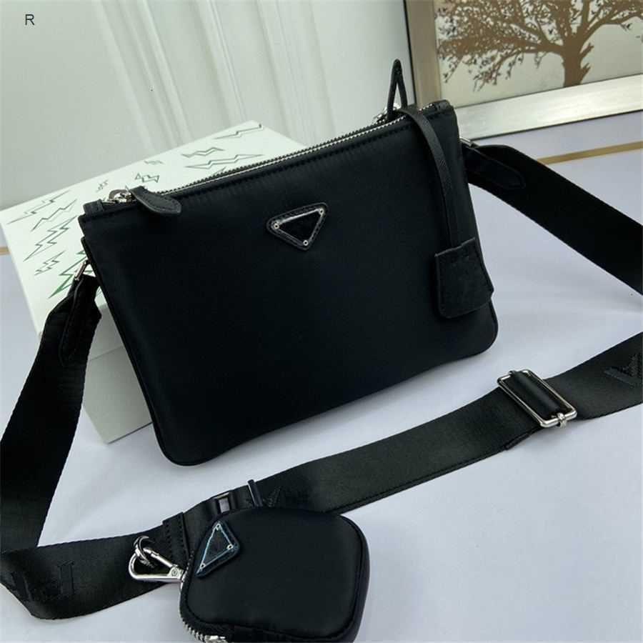 Designer crossbody Donne Donne Borsellini Borse Borse Borse a spalla Messenger Handbags Luxurys Sella Nylon 2021 FKSQT