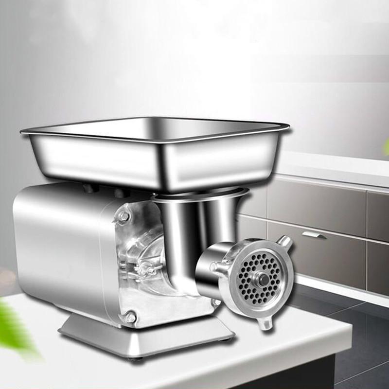 Fleischschleifer 110V 220V Hohe Qualitätsschleifer Elektrische Füllmaschine Slicer
