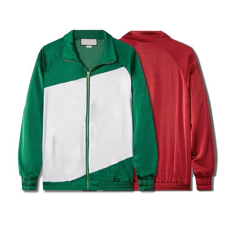 Lüks Erkek Tasarımcı Ceketler Moda Mektup Baskı Rüzgarlıklar Erkekler Kadınlar Için Ceket Palto Bahar Sonbahar Casual Streetwear Giysileri S-2XL