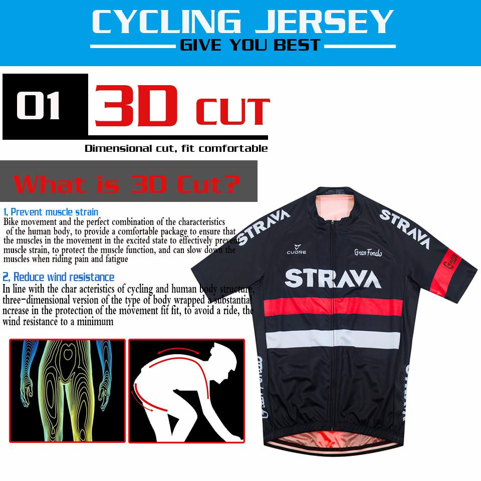 2021 Pro Takım Strava Yaz Erkek Bisiklet Jersey Set Kısa Kollu Spor MTB Bisiklet Bisiklet Yol Sürme Set Giyim 19D BIB Şort