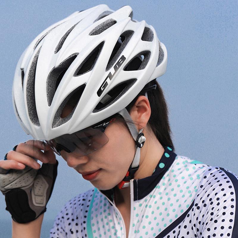 GUB SV6 Novo Capacete Ultraalight Ciclismo Integralmente Moldada Montanha Montanha MTB Bicicleta Bicicleta Capacete Frete Grátis