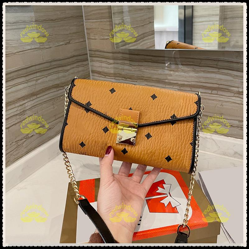 Pursards Mini épaule Luxurys Sac Sac à main 2021 Matériel Femme Mode Designers Sacs 21030402xs-23cm Bandbody Marque Handbag Ho QMel